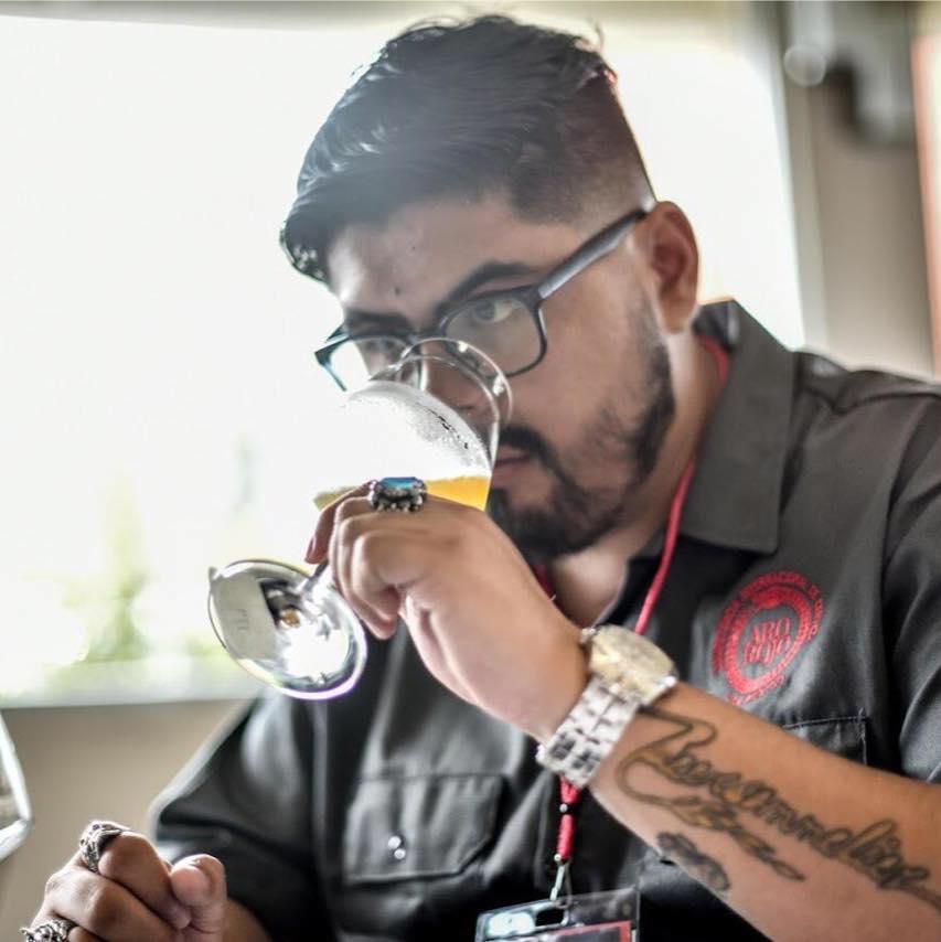 Beer & Sake Sommelier Paco Gonzalez Romero